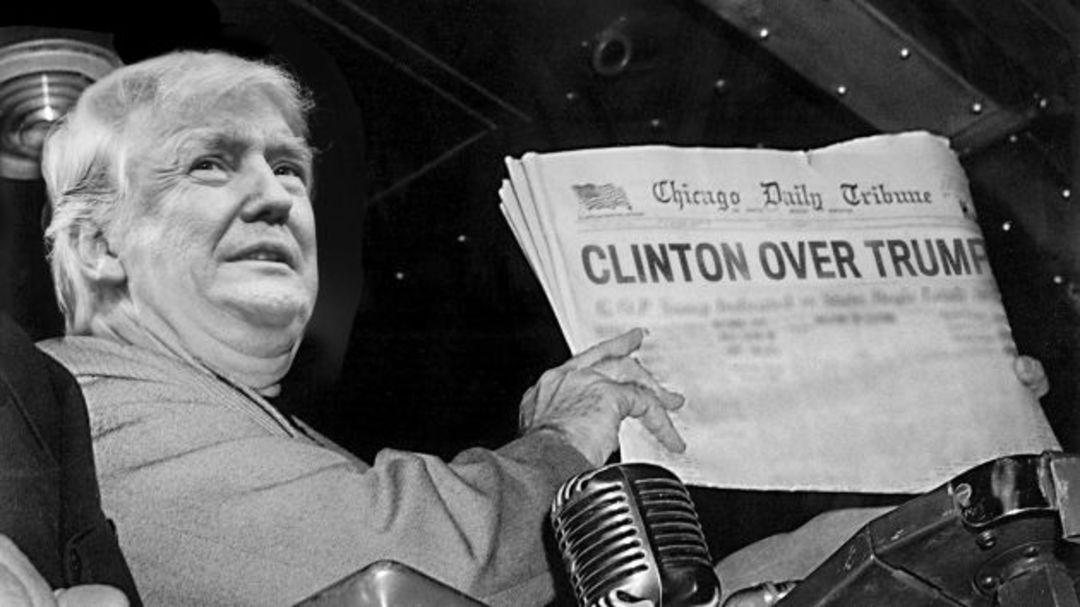 一个两次预测美国大选几乎全中的数据媒体,为什么在这一届上也栽了?_智能_好奇心日报