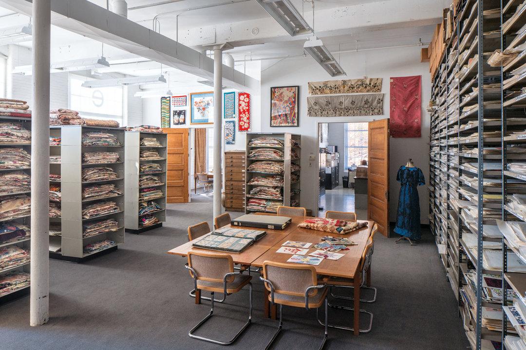要寻找设计灵感,没有比曼哈顿郊外这个图书馆更合适的地方了