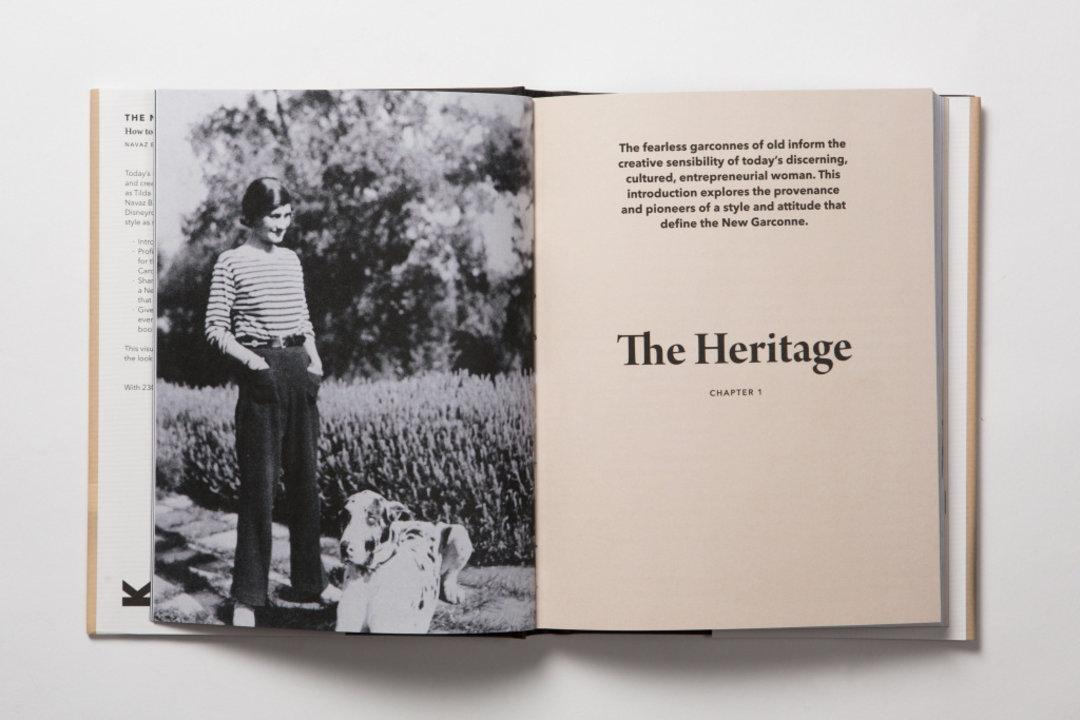 有个伦敦时尚博主写了本书,想教你做新时代的潇洒女性