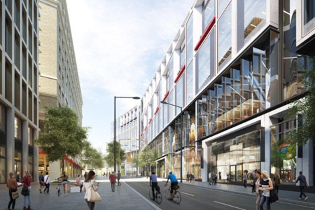 Google要在英国建总部大楼,这事儿终于确定下来了_设计_好奇心日报
