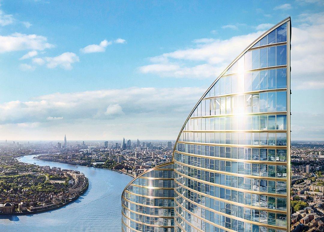 中国公司对伦敦热情不减,投资比去年高出三分之一