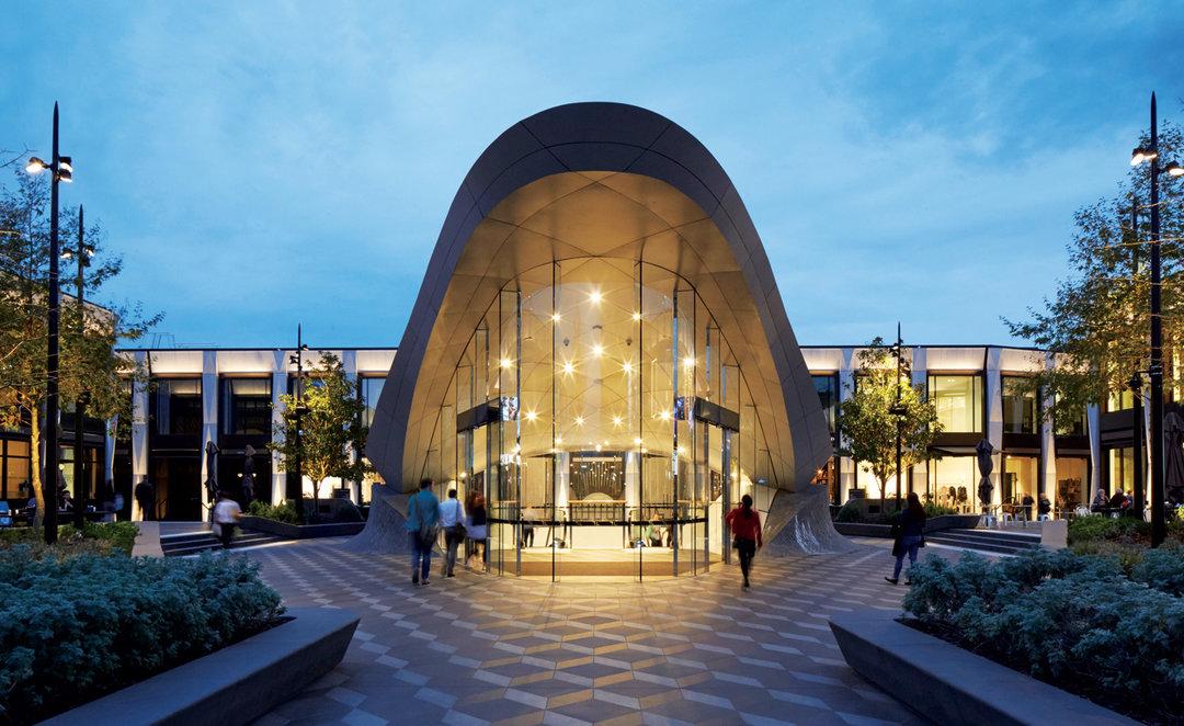 墨尔本的这家购物中心平均每 10 年改造一次