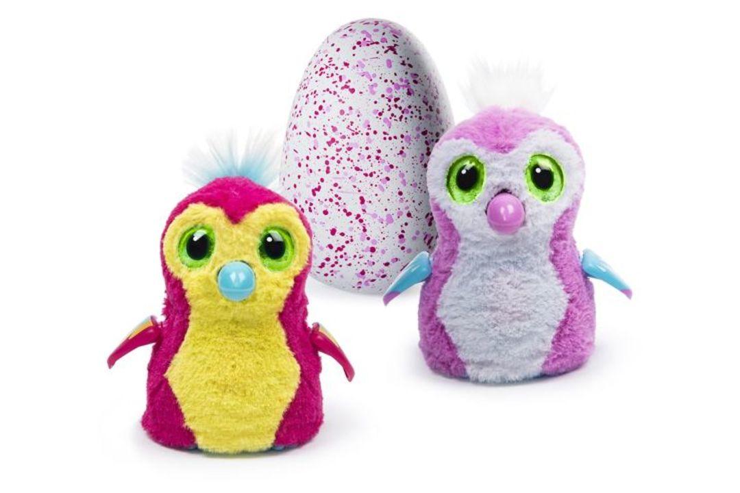 """今年购物季的""""爆款""""礼物,是会自己孵化的蛋"""
