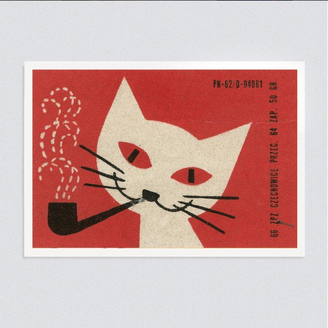 火柴盒上的贴画是件迷你艺术品,有人打算出本书