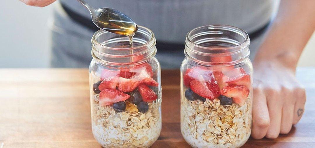 隔夜燕麦成了美国流行的营养早餐,桂格要送货上门_商业_好奇心日报