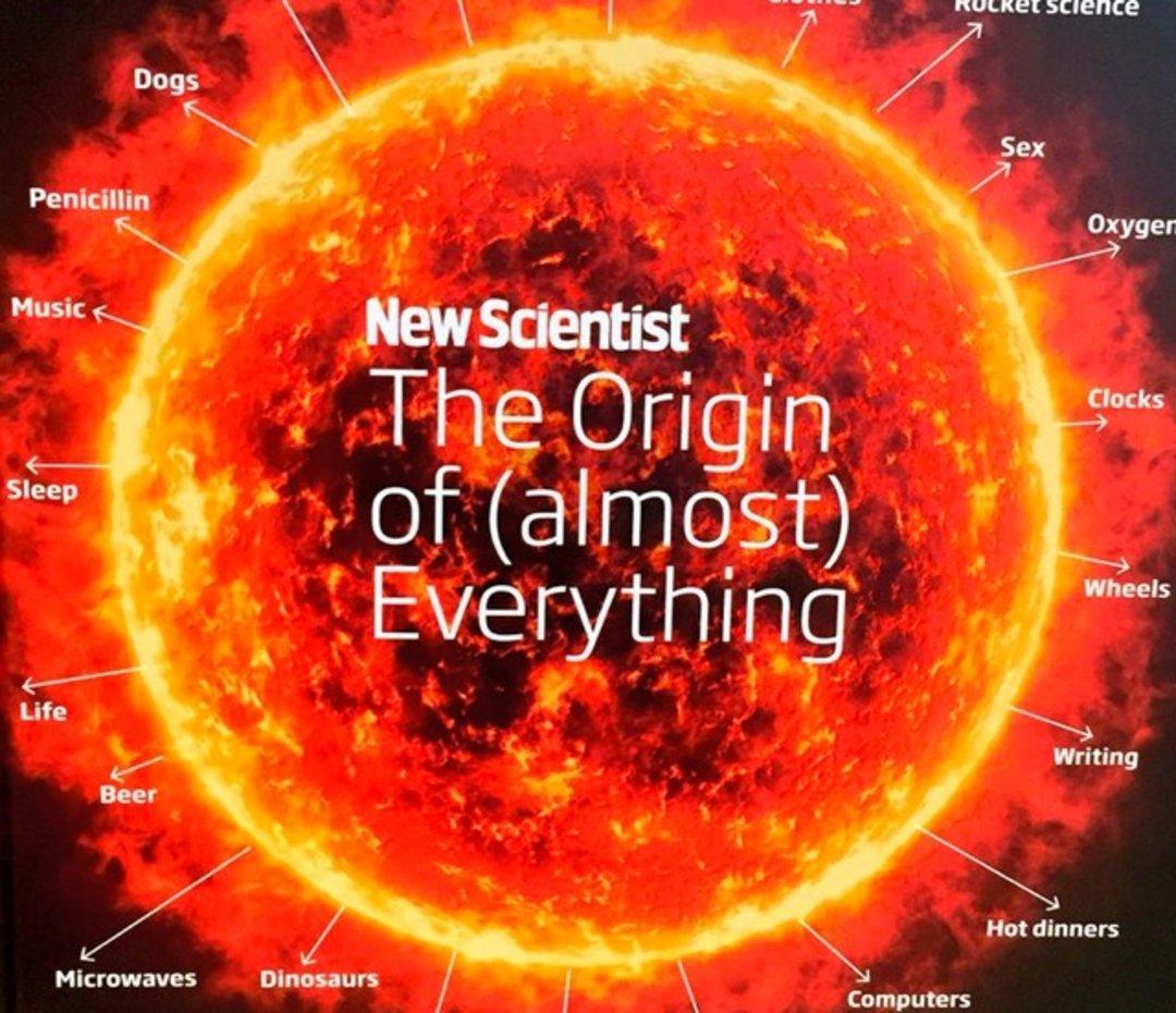 从宇宙本源到寻找另一半,这是最有趣的一本科普书_设计_好奇心日报