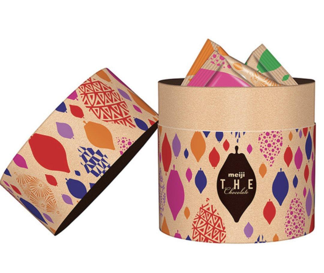 「日本語」一板明治巧克力,怎么可以玩出这么多花样?_商业_好奇心日报