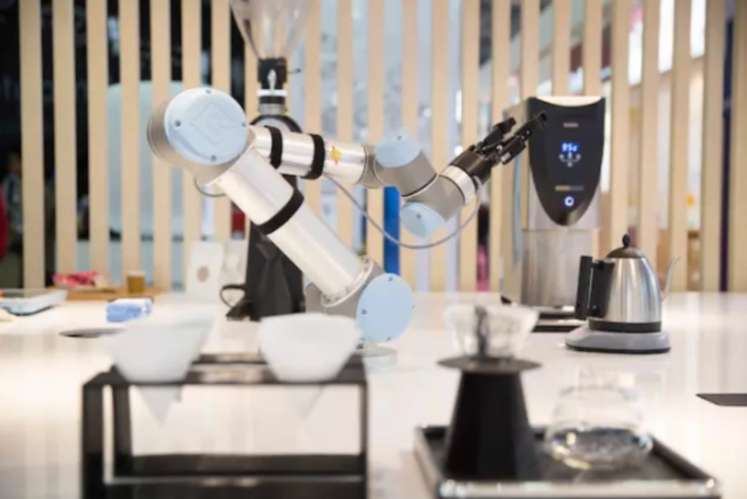 你吃的汉堡和沙拉,以后可能是机器人做的_智能_好奇心日报