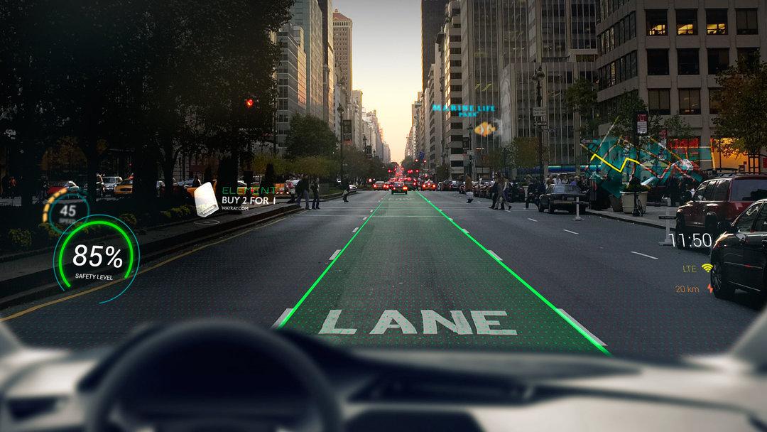 阿里在汽车领域又有新投资,这次是做车载抬头显示的公司_智能_好奇心日报