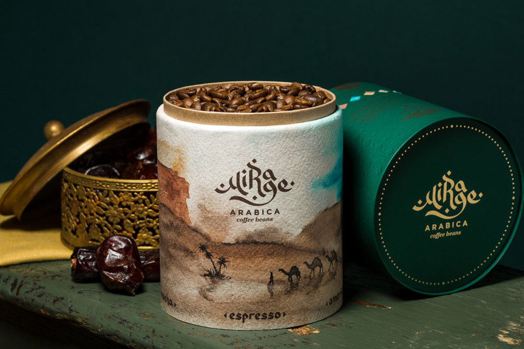 Mirage Arabica Coffee by Karen Gevorgyan et al.