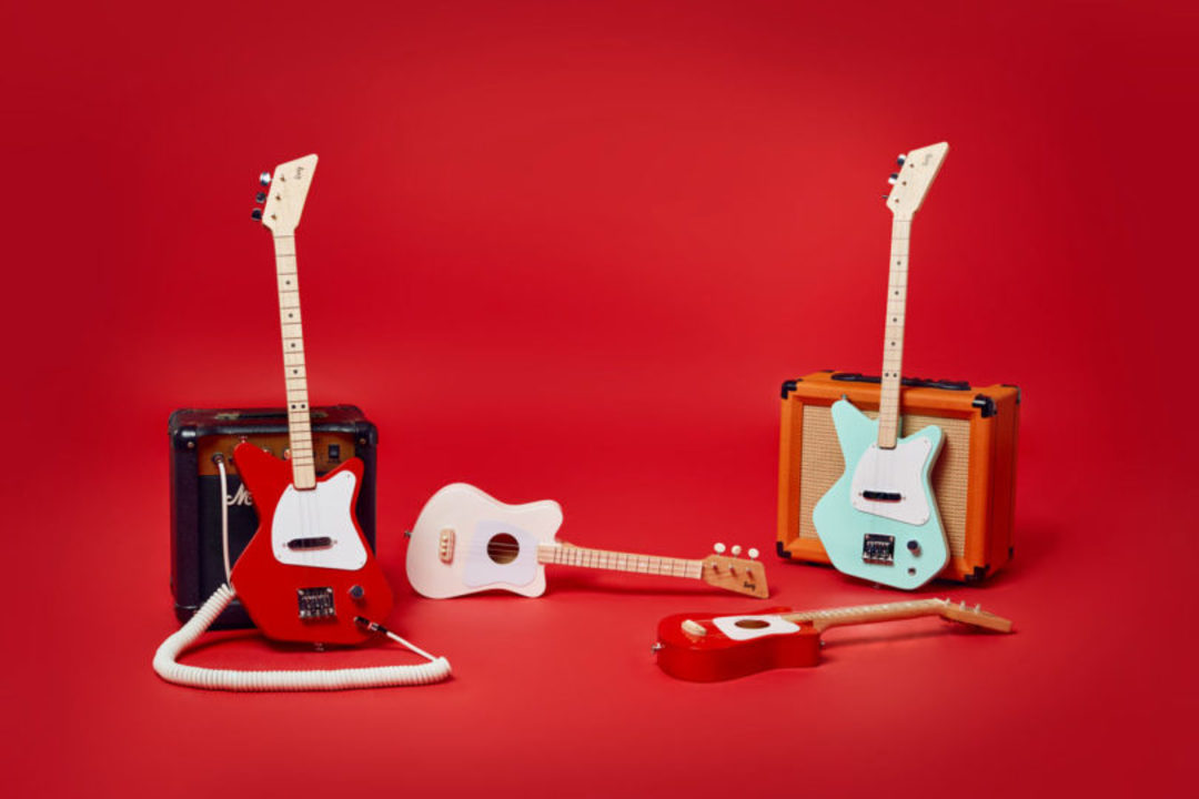 Loog Pro & Mini by Loog Guitars
