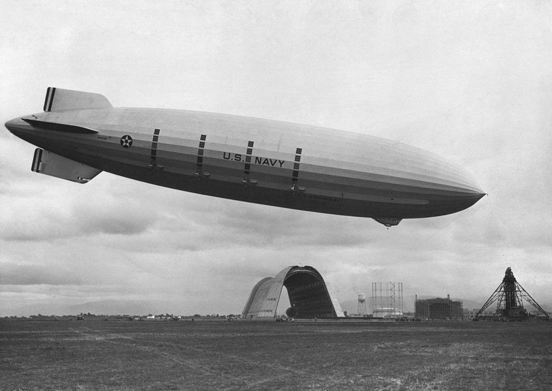 Google 创始人秘密造了艘巨大的飞船,这是要做什么?_智能_好奇心日报