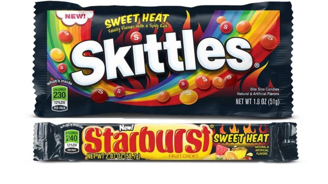 彩虹糖准备出个甜辣味,据说是因为美国人现在爱吃辣_商业_好奇心日报