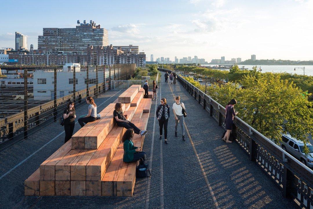 城市公共空间不能只考虑美感,周边社区的人生活得好不好也很重要_设计_好奇心日报