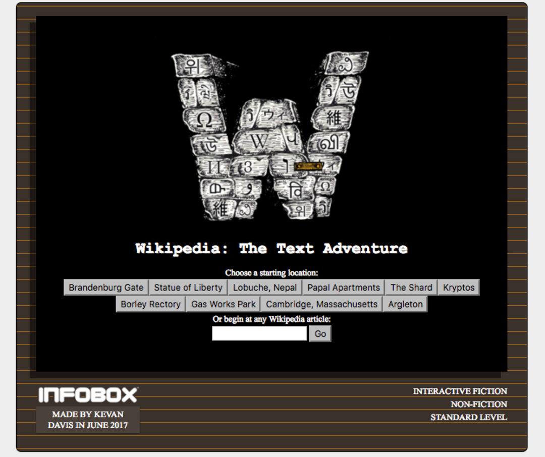 用维基百科环游世界是什么样子,来试试看?_游戏_好奇心日报