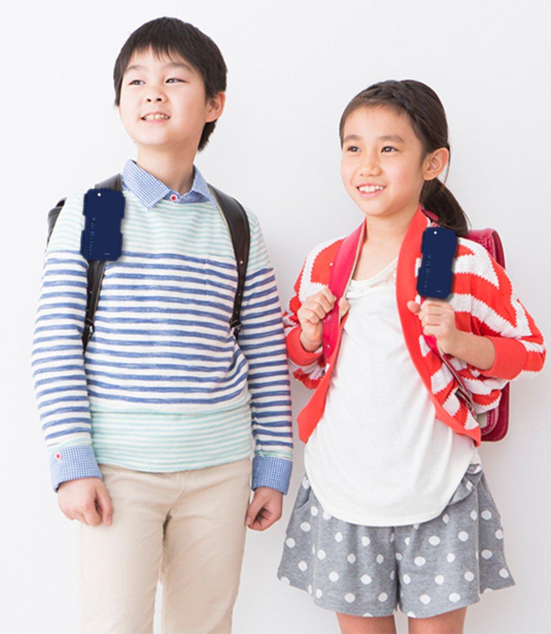 防走丢,防过度娱乐,日本儿童专用手机的功能越来越多_商业_好奇心日报