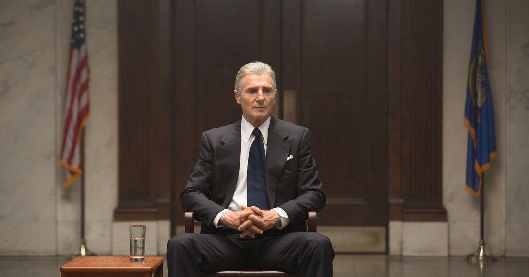 在这部记录水门事件的电影里,连姆·尼森是扳倒白宫的男人_娱乐_好奇心日报