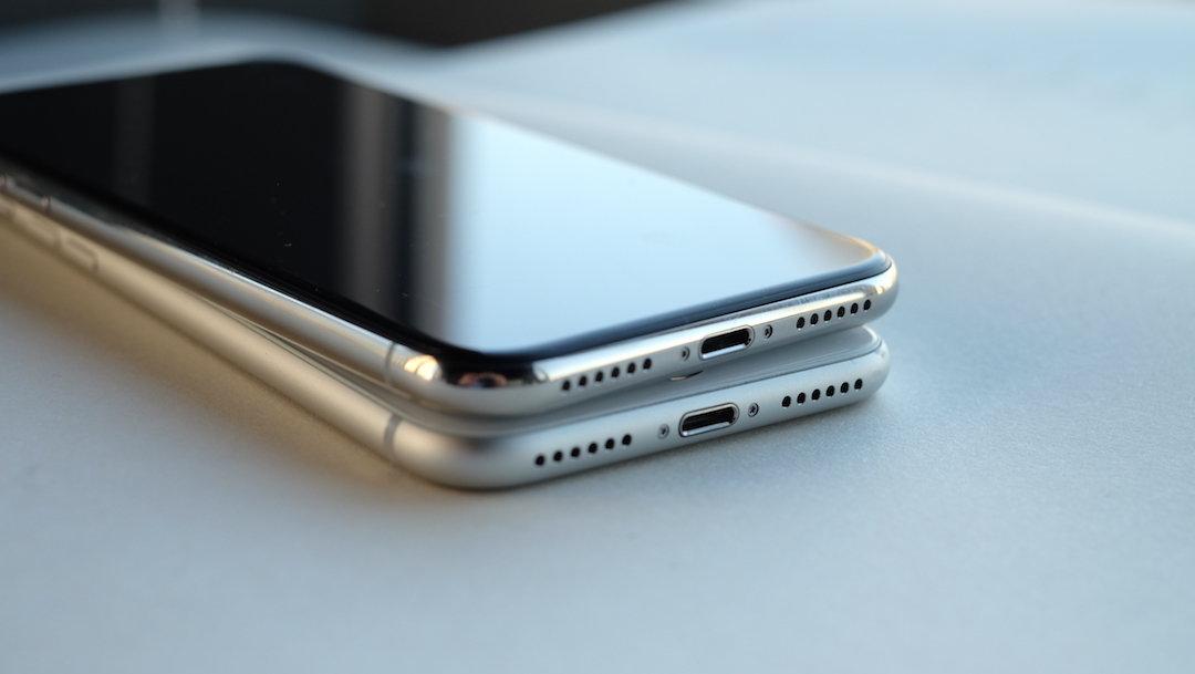 苹果x不锈钢边框修复