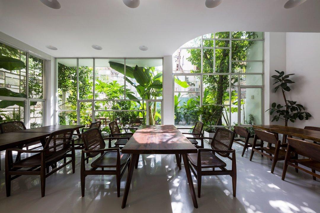 绿植建筑概念设计
