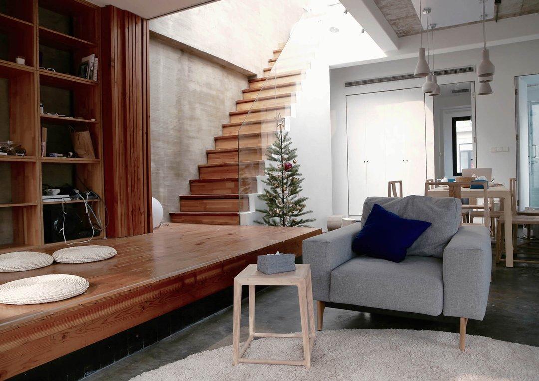 不做建筑师之后,他把上海一堆闲置房变成了时髦的活动空间