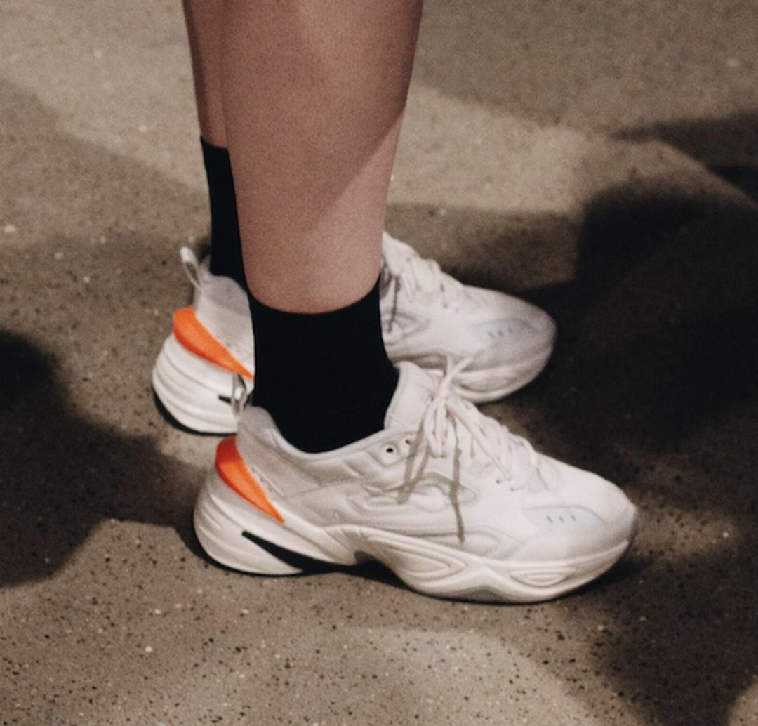 Nike M2K Tekno relaunched based on Nike Air Monarch